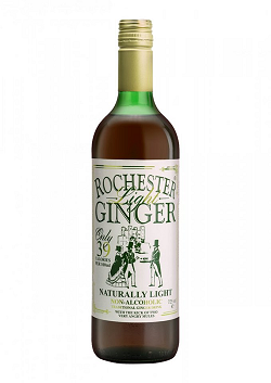 Rochester Ginger Light 725ml